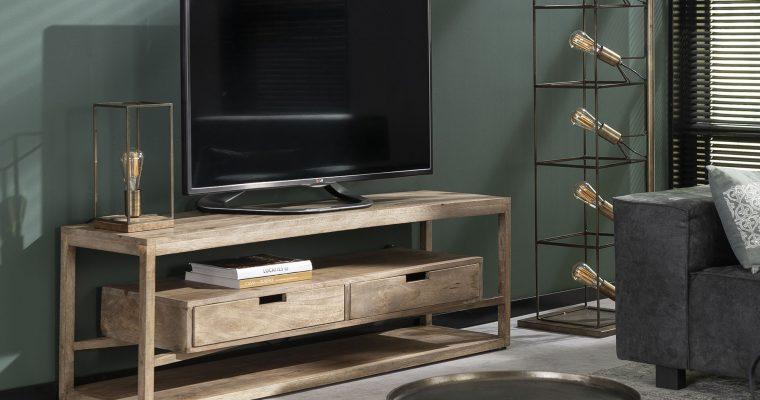 TV-meubel 'Sahara' 140cm   8713244022333
