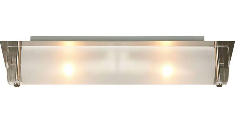 Wandlamp Modena Chroom