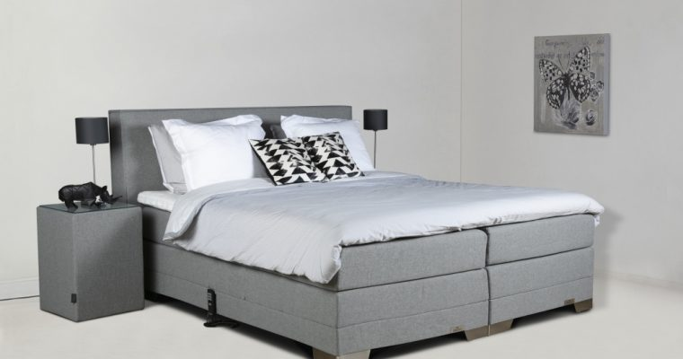 caresse boxspring 160×200 3800 Silver
