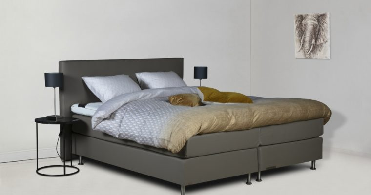 caresse boxspring 160×200 4750 Silver