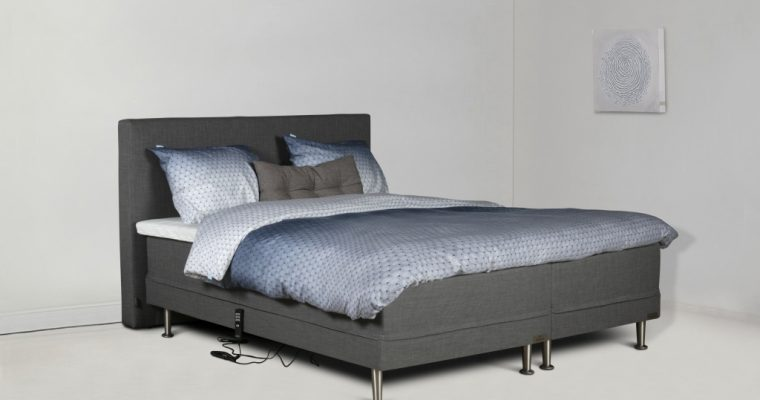 caresse boxspring 180×210 4500 Silver