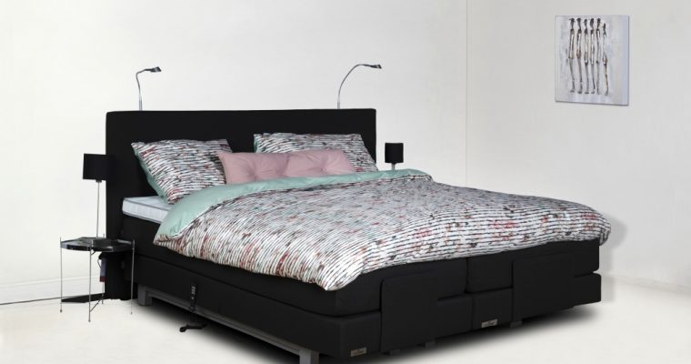 caresse boxspring 180×210 4600 Silver