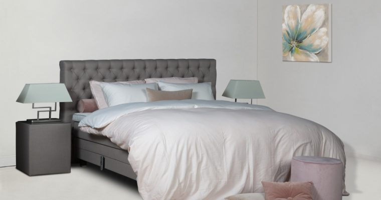 caresse boxspring 180×210 9800 Platinum