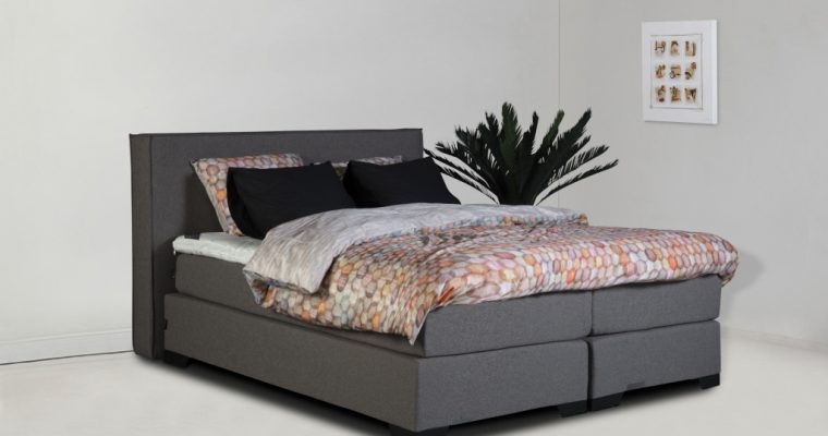 caresse boxspring 200×210 3850 Silver