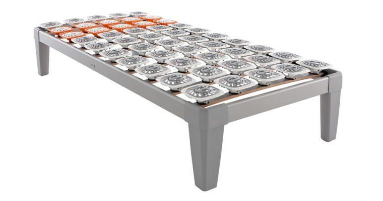 tempur bedbodem 90×220 Tempur Premium Flex 500