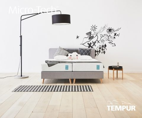 tempur boxspring 160×200 Micro-Tech Continental