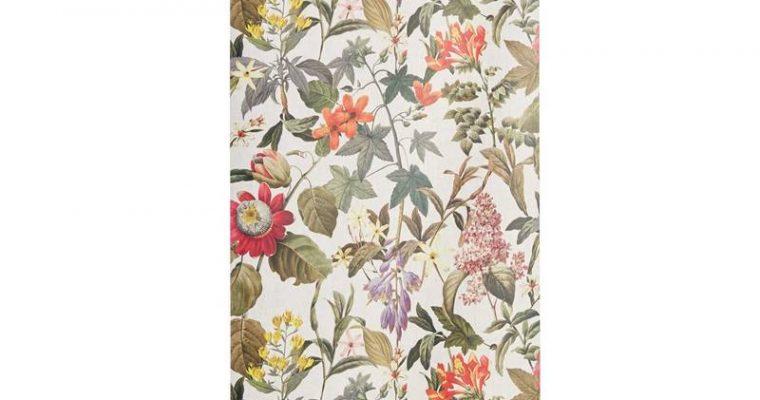 Behang Daisy Multicolor
