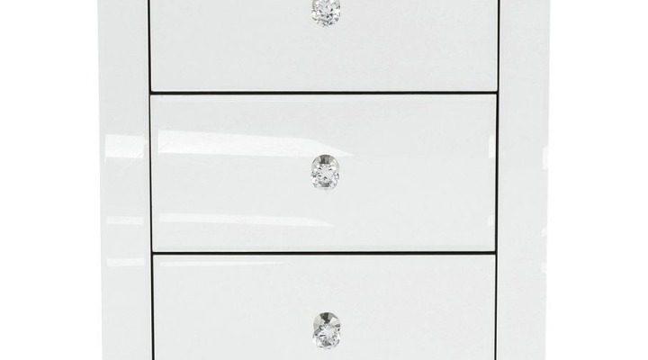 Kare Design Luxury Ladekast 5-laden – B49xD41xH110 Cm – Spiegelglas   4025621822325