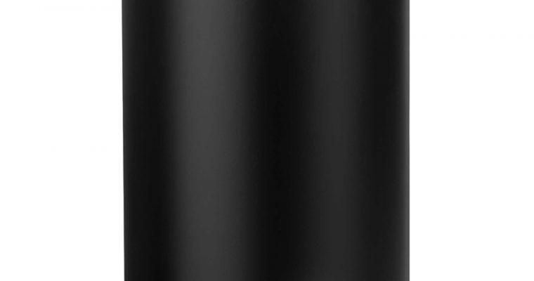 Pedaalemmer 20 Liter Zwart