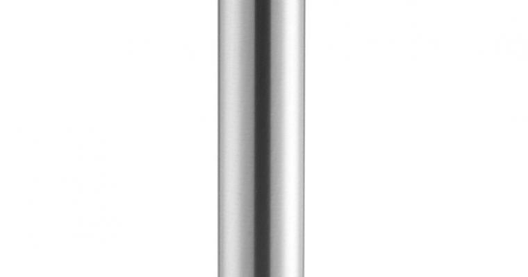 SCAB Design Tafelonderstel Tiffany – Hoogte 73 Cm – Ronde Poot – Vierkante Voetplaat – RVS | 8005733518169