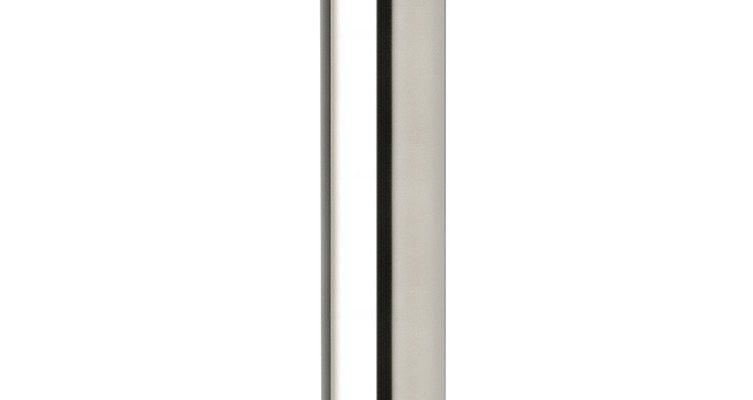 SCAB Tafelonderstel Tiffany – H109 Cm – Ronde Poot – Vierkante Voetplaat – Mat RVS | 8005733518626