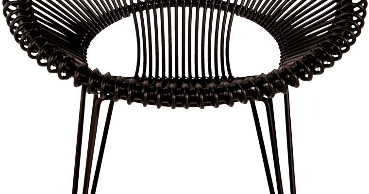 Vincent Sheppard Roy Lazy Chair – Zwart | 8720195952862
