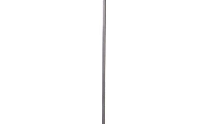 Zuiver Charlie Vloerlamp 1-Lichts – Hoogte 158 Cm – Metaal | 8718548049918
