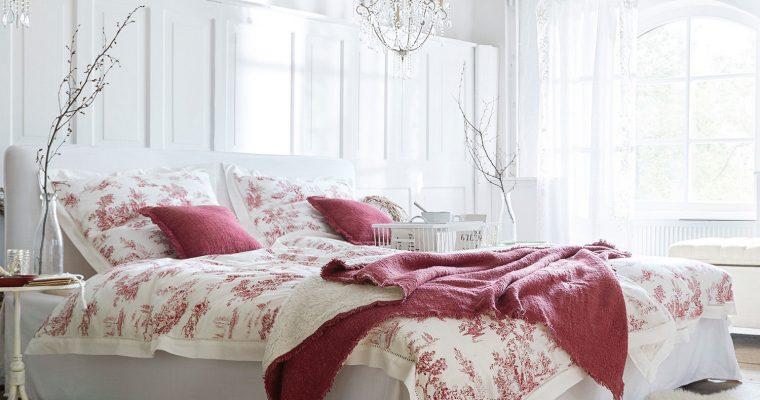 Beddengoed Toile rouge | 4250769213135 | LOBERON