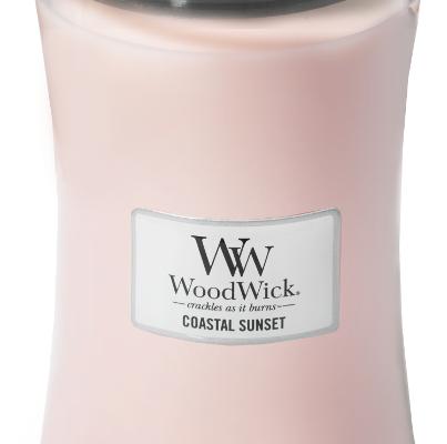 Woodwick Coastal Sunset Large Candle | 300805 | Woodwick