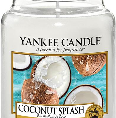 Yankee Candle Coconut Splash Large Jar   1577807E   Yankee Candle