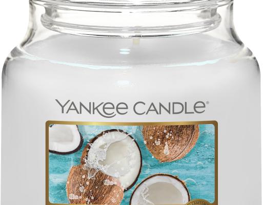 Yankee Candle Coconut Splash Medium Jar   1577811E   Yankee Candle