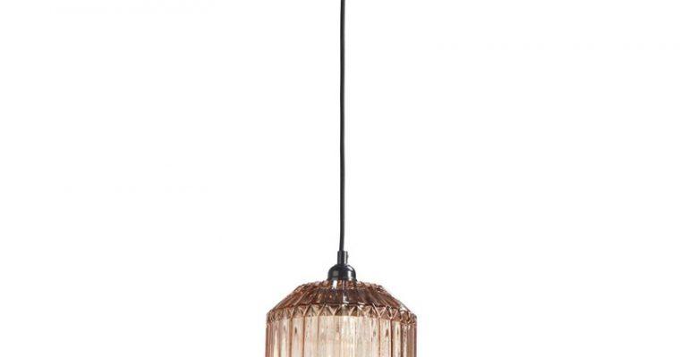 Hanglamp Pane Donkergeel