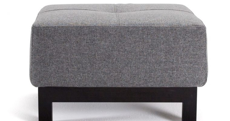 Innovation Hocker Bifrost Deluxe Excess – Twist 563 Charcoal Grijs | 8720143240591