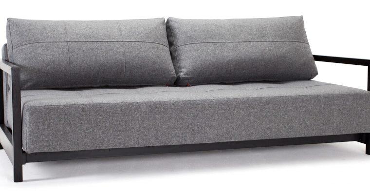 Innovation Slaapbank Bifrost Deluxe E.L. – Twist Charcoal 563 | 8720143240607