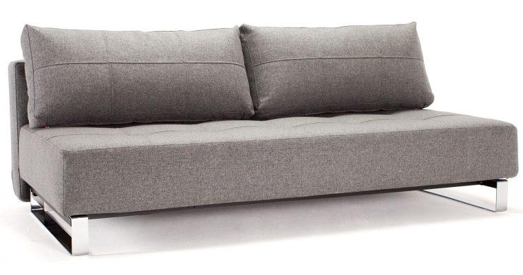 Innovation Slaapbank Supremax Deluxe E.L. – Twist Charcoal 563 | 8720143240621