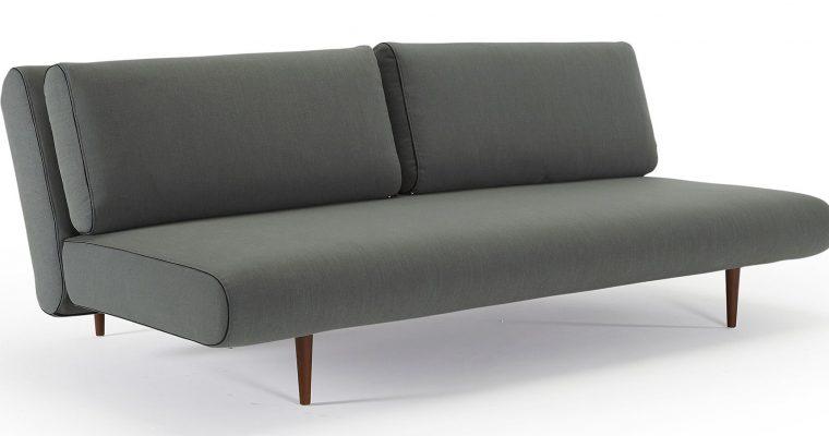 Innovation Slaapbank Unfurl Lounger – Elegance Green 518 | 8720143240201