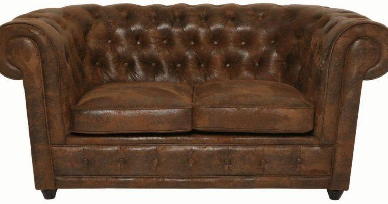 Kare Design – Bank Oxford 2-Zits – Vintage Econo Kunstleer   4025621737407