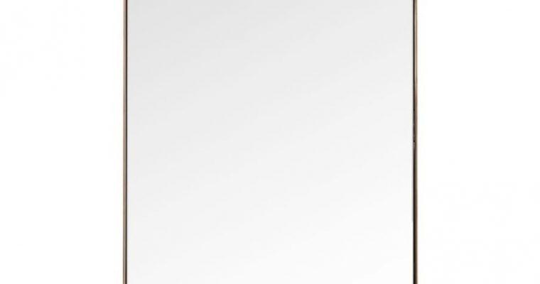 Kare Design Curve Spiegel Rechthoek – B70xH200 Cm – Koper | 4025621827146