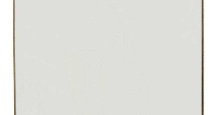 Kare Design Curve Spiegel Rechthoek – B80xH120 Cm – Messing | 4025621831907