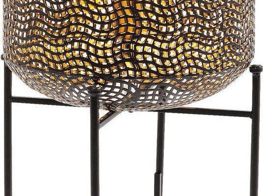 Kare Design – Vloerlamp Oasis – H92 Cm – Zwart | 4025621609988