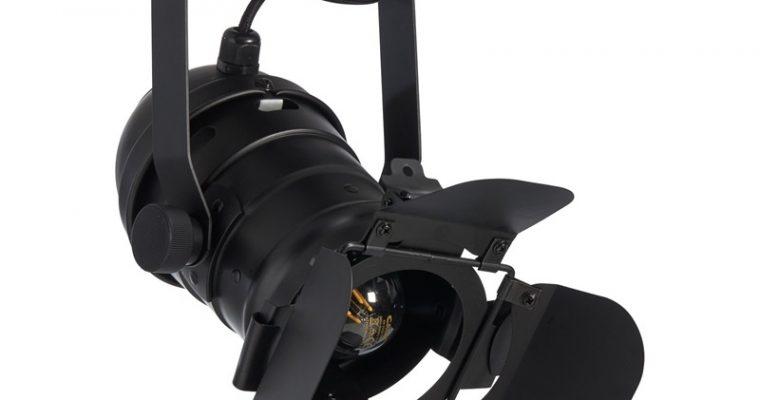 Plafondlamp Studio Zwart