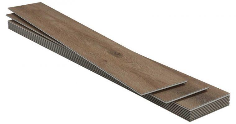 Pvc Rigid 2in1 Fender Eiken Met Geïntegreerde Ondervloer