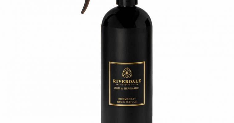 Riverdale Roomspray Boutique zwart 500ml   001996-19   Riverdale
