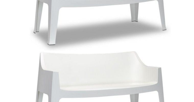 SCAB Design Set 2 Banken Coccolona Sofa – Ivoor Wit | 8005733125312