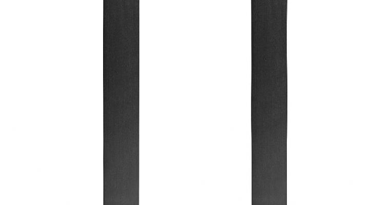 SCAB Tafelonderstel Tiffany – H73 Cm – Dubbele Kolom Rechthoekige Voetplaat – Zwart | 8005733508221