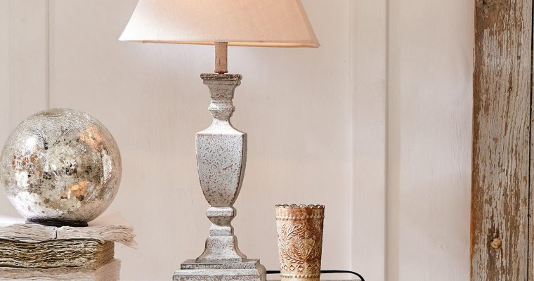 Tafellamp Gorham   4250769230880   LOBERON