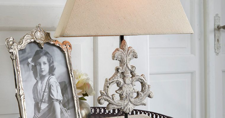 Tafellamp Poème   4250769234383   LOBERON