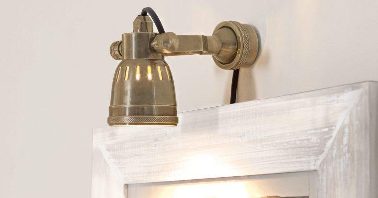 Wandlamp Bedford | 4250769282155 | LOBERON