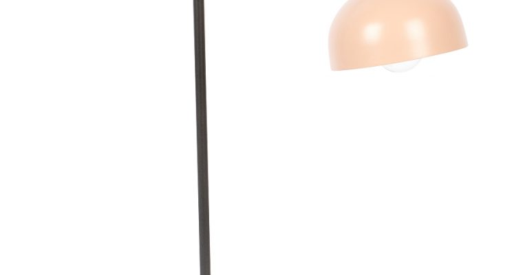 Zuiver Charlie Bureaulamp 1-Lichts – Hoogte 63 Cm – Metaal | 8718548049925