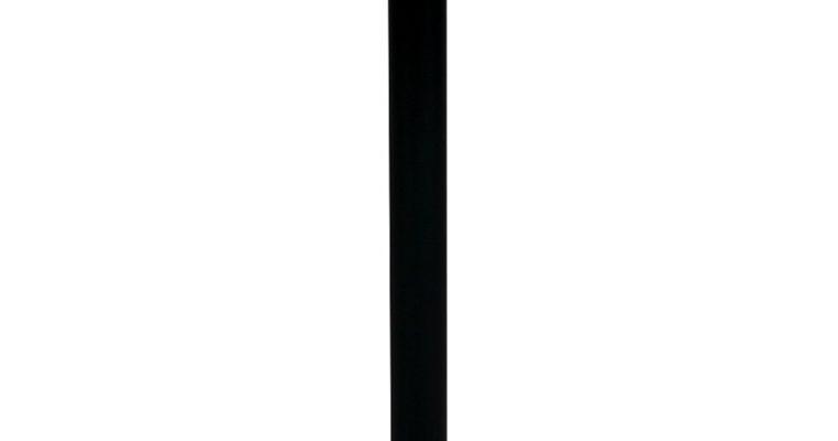 Zuiver Snow Ronde Bistro Eettafel -Ø57×75 Cm – Zwart Gepoedercoat Metaal | 8718548046221