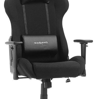 DXRacer Formula-series Game&Bureaustoel – Zwarte Stof | 8719874349857