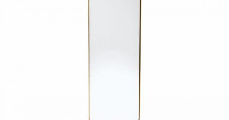 Kare Design Curve Staande Spiegel – H170 X B40 Cm |