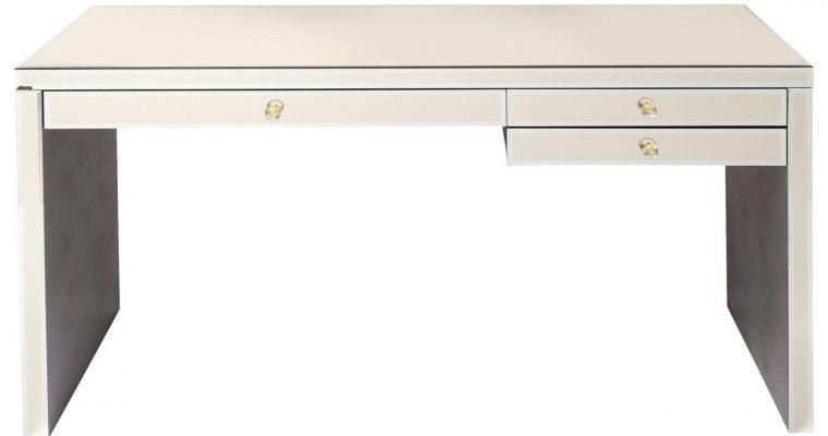 Kare Design Luxury Bureau – B140xD60,5xH77,5 Cm – Spiegelglas Champagne | 4025621841586