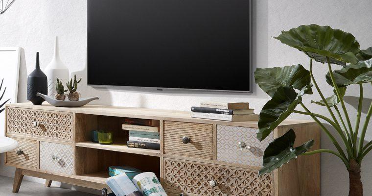 Kave Home Tv-meubel 'Hoob' 160cm | 8433840413174