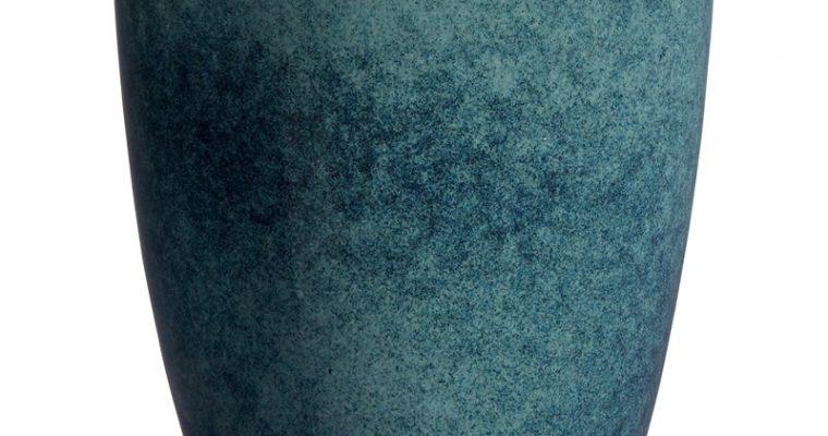 Mok Glaze Blauw