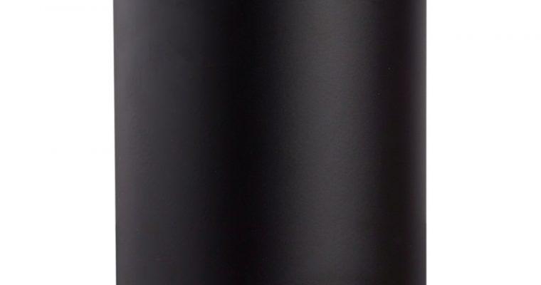Pedaalemmer 3 Liter Zwart