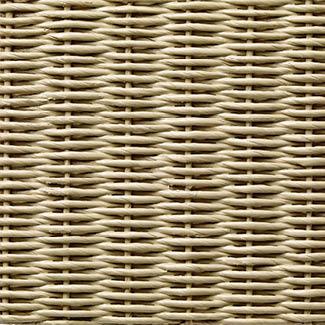 Vincent Sheppard Alex Lloyd Loom Loungestoel – Zwart Hardhout Cord |