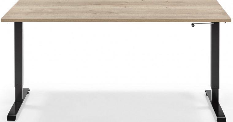 Werkplek Flex – In Hoogte Verstelbaar Zit Sta Bureau – Tot 110 Cm Hoogte – Blad 160 X 80 Cm | 8720195951780