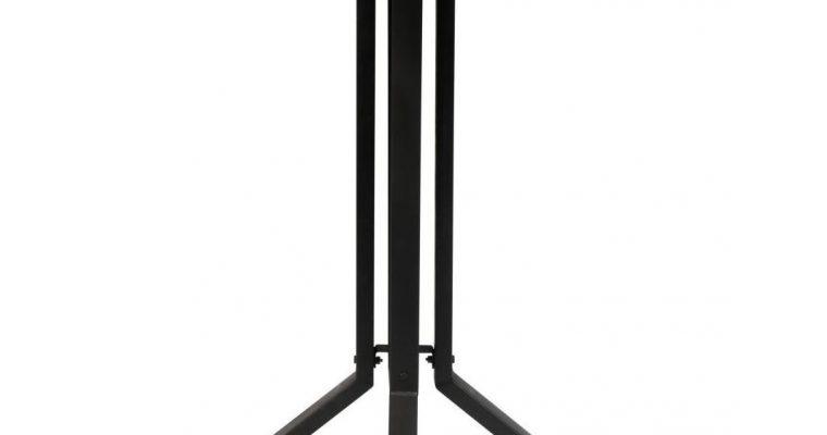 ZILT Bartafel 'Dinelson', naturel 75 x 75cm hoogte 110cm | 8718548043695