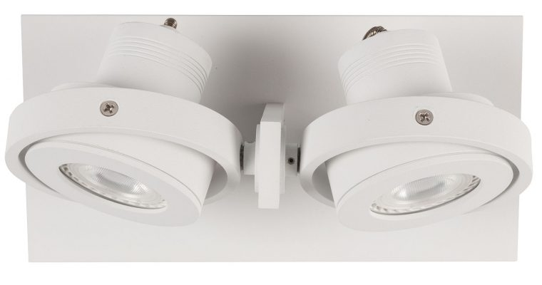 Zuiver Plafondspot Luci-2 Dim To Warm Dimbare LED – Wit | 8718548048119